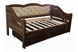 Кровать детская Принцесса с ящиками - Мебельная фабрика «Егорьевск»