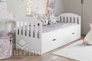 Кровать детская Юниор - Мебельная фабрика «Северин»