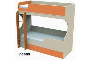 Кровать двухъярусная - Мебельная фабрика «Карат-Е»