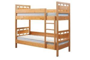 Кровать двухъярусная Елена - Мебельная фабрика «ИП Лапина Е.А.»