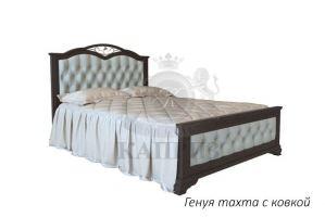 Кровать Генуя тахта с ковкой - Мебельная фабрика «Каприз»
