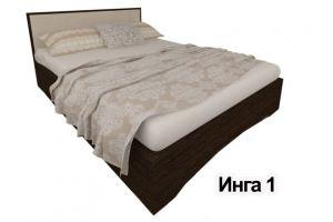 Кровать спальная Инга 1 - Мебельная фабрика «А-Элита»
