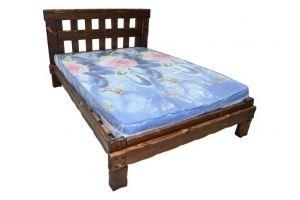 Кровать Купец 1 - Мебельная фабрика «Кедр-М»
