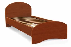 Кровать ЛДСП Валерия - Мебельная фабрика «Русон»