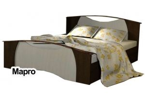 Кровать спальная Марго - Мебельная фабрика «А-Элита»