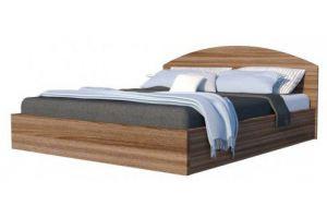 Кровать Мартина с радиусной спинкой - Мебельная фабрика «Академия»