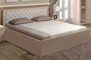 Кровать Николь мягкая - Мебельная фабрика «Элна»