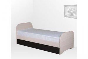 Кровать односпальная с ящиками - Мебельная фабрика «Вектор»