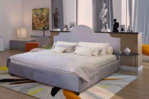 Кровать Портленд - Мебельная фабрика «Diron»