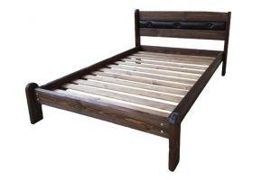 Кровать Русич 1 с мягкой вставкой - Мебельная фабрика «Кедр-М»