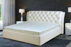 Кровать с каретной стяжкой Элизабетт - Мебельная фабрика «РиАл 58»