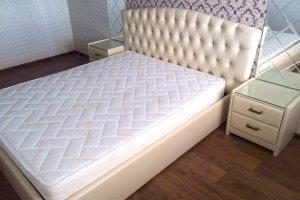 Кровать с ортопедическим основанием Мерлин - Мебельная фабрика «ZOFO мебель»