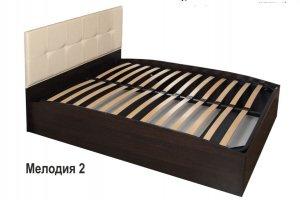 Кровать подъемная Мелодия 2 - Мебельная фабрика «А-Элита»