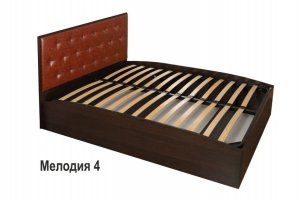Кровать подъемная Мелодия 4 - Мебельная фабрика «А-Элита»