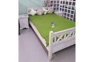 Кровать спальная Прованс - Мебельная фабрика «Массив»