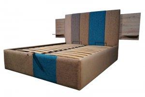 Кровать стиль 127.2 - Мебельная фабрика «Мега-Проект»