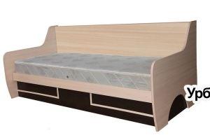 Кровать подъемная ЛДСП Урбани - Мебельная фабрика «А-Элита»