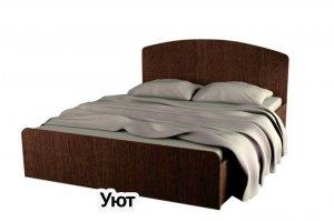 Кровать спальная Уют - Мебельная фабрика «А-Элита»