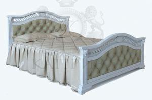 Кровать Верона мягкое изголовье - Мебельная фабрика «Каприз»