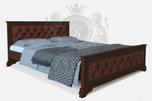 Кровать Виченца 1 мягкое изголовье - Мебельная фабрика «Каприз»