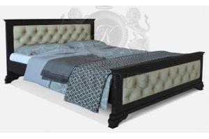 Кровать Виченца 2 мягкое изголовье - Мебельная фабрика «Каприз»