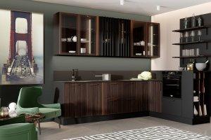 Кухня Арес за п.м. - Мебельная фабрика «Анонс»