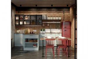 Кухня Брера за п.м. - Мебельная фабрика «Анонс»