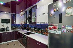 КУХНЯ COLORFULL CF-11 - Мебельная фабрика «ELEGRUM»