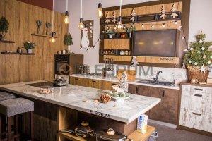 Кухня Easy Line El 02 - Мебельная фабрика «ELEGRUM»