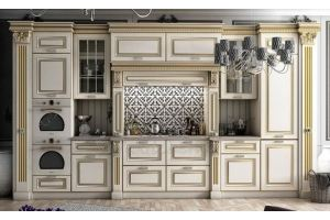 Кухня Giovanni Maria - Мебельная фабрика «ViVakitchen»