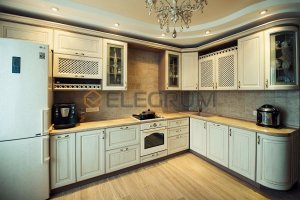 Кухня Glam Touch Gt 02 - Мебельная фабрика «ELEGRUM»