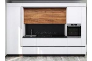 Кухня Grande минимализм - Мебельная фабрика «ViVakitchen»