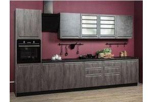 Кухня модульная Грей - Мебельная фабрика «SbkHome»