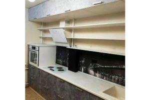 Кухня из итальянского пластика - Мебельная фабрика «Основа-Мебель»