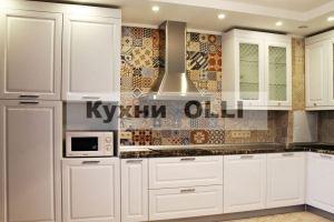 Кухня угловая нео-классика - Мебельная фабрика «Кухни OLLI»