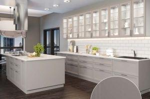 Кухня с островом Леонардо - Мебельная фабрика «Ренессанс»