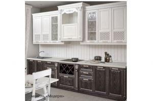 Кухня массив березы Модерн - Мебельная фабрика «Корфил»