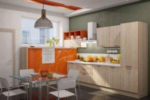 Кухня Браво, 1 м.п. - Мебельная фабрика «Анонс»