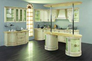 Кухня Нова 3 - Мебельная фабрика «Кубань-мебель»