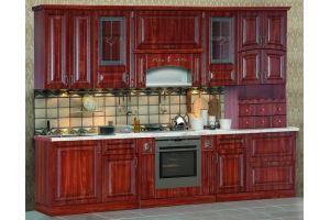 Модульная Кухня Прага 320 Орех - Мебельная фабрика «Кубань-Мебель»