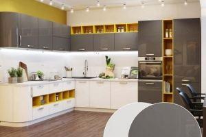 Кухня глянец Престиж - Мебельная фабрика «Ренессанс»