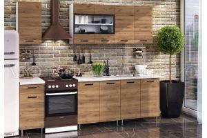 Кухня Рио Крафт - Мебельная фабрика «МиФ»