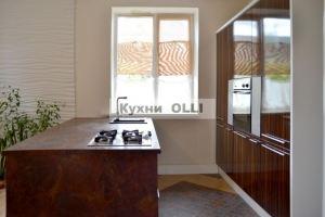 Кухня современная с островом - Мебельная фабрика «Кухни OLLI»