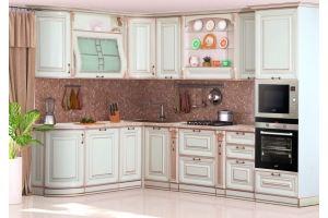 Модульная Кухня Сан-Марино 3000х2000 - Мебельная фабрика «Кубань-мебель»
