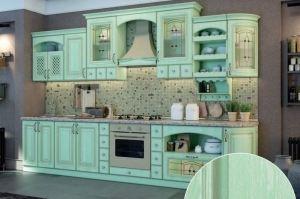 Кухня прямая Сицилия - Мебельная фабрика «Ренессанс»