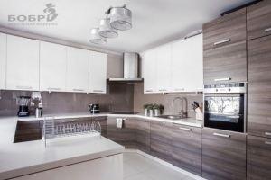 Кухня в стиле Лофт Colors - Мебельная фабрика «Бобр»
