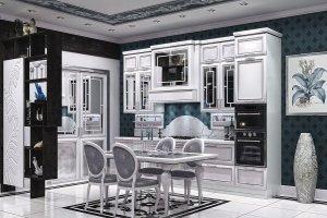 Кухня Йорк за п.м. - Мебельная фабрика «Анонс»