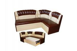 Кухонный угловой диван Модерн - Мебельная фабрика «Вельвет»