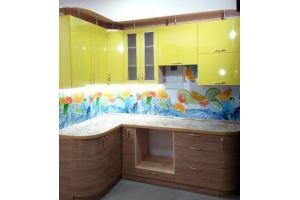Кухонный гарнитур пластик  Arpa 1 - Мебельная фабрика «Мебель Миру»
