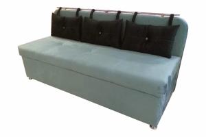 Кухонный прямой диван - Мебельная фабрика «Лора»